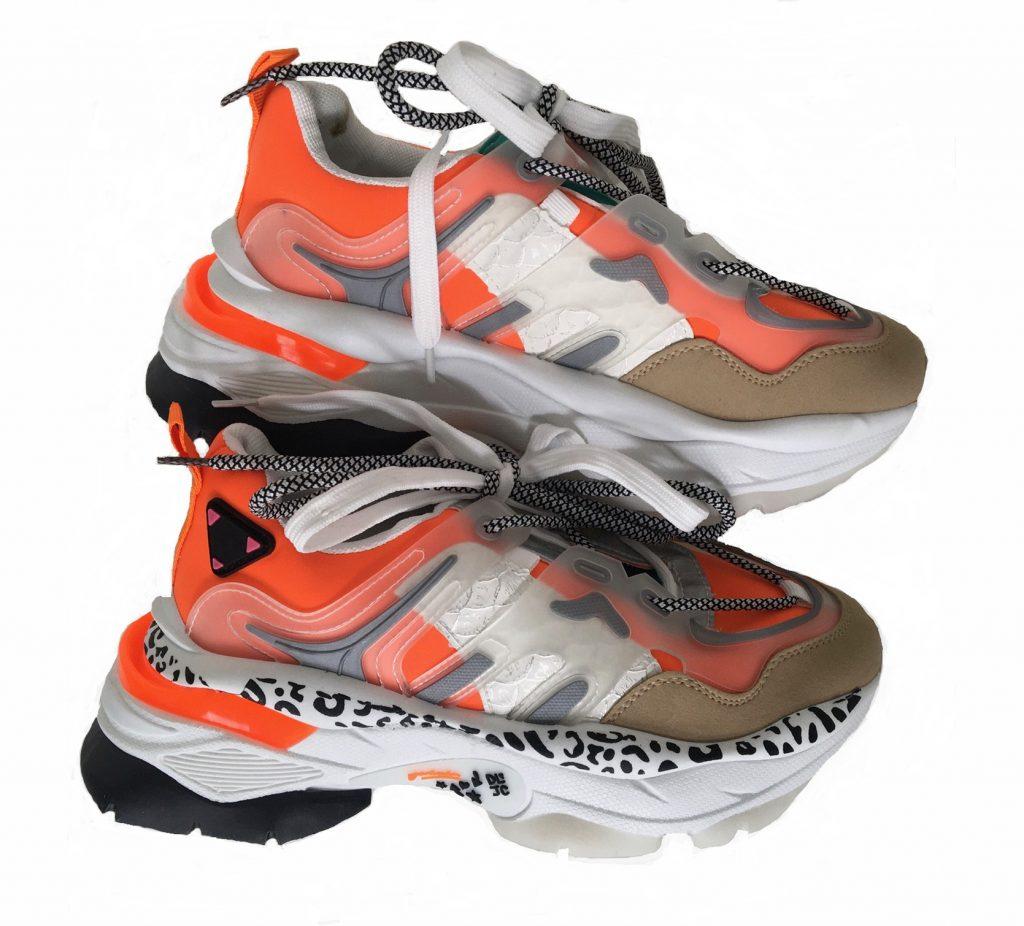 Sneaker-ORANGE